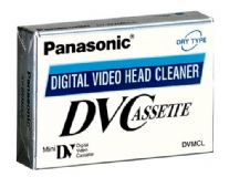 Panasonic Mini DV Digital Video Head Cleaner Cassette